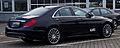 Mercedes-Benz S 350 BlueTEC AMG Line (W 222) – Heckansicht, 25. September 2013, Velbert.jpg