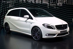 Mercedes Classea Fascination Equipement Serie
