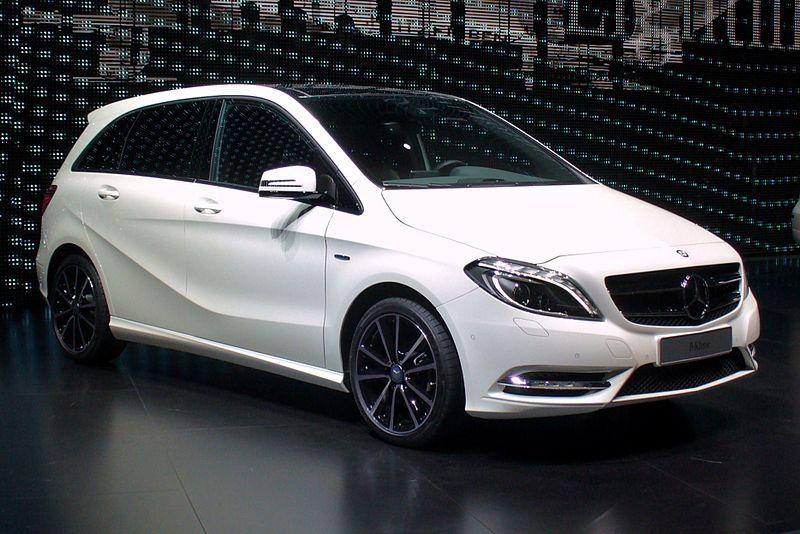 Vidange Mercedes Cla