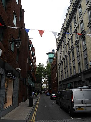 Mercer Street, London - Mercer Street, London
