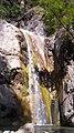 Mesolouri , 1st waterfall - panoramio.jpg