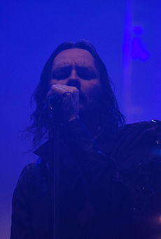 Metalmania 2007 My Dying Bride Aaron Stainthorpe 001.jpg