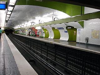Gare du Nord (Paris Métro) Paris Métro station