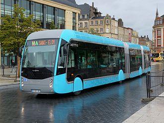 Metz Science Park - METTIS vehicle