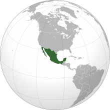 Mexico (orthographic projection).svg