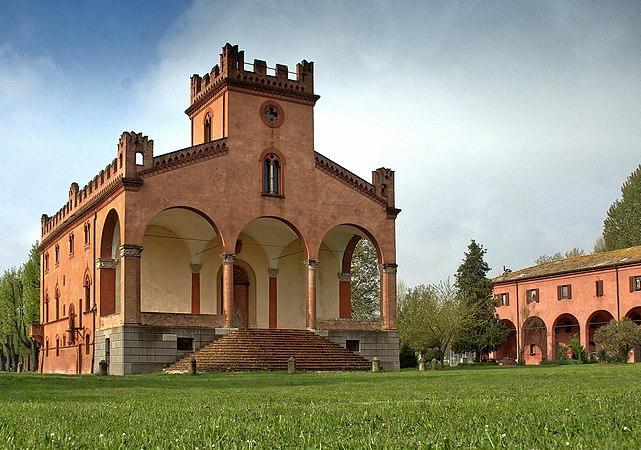Mezzolara, villa Rusconi.jpg