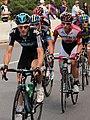 Michael Barry & Ryan Roth, Grand Prix Cycliste de Montréal 2012.jpg