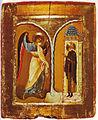 Michael Miracle Icon Sinai 12th century.jpg