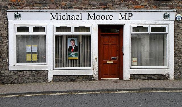 Michael Moore LibDem MP Office
