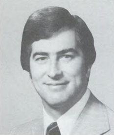 Mick Staton Member of the United States House of Representatives, 1981-1983