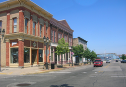 Westside Business District, 2007