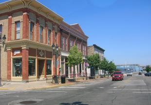 Westside Business District, 2007