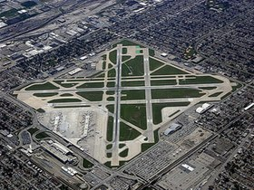 Aéroport international Midway de Chicago