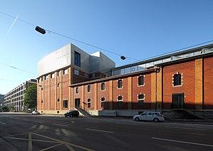 Migros Museum of Contemporary Art - Löwenbräukunst-Areal (2012)