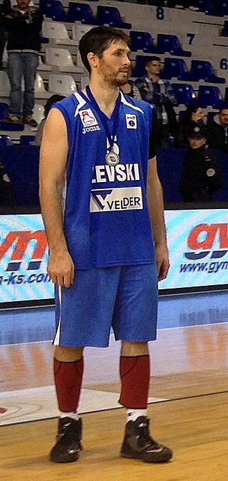 Mike Wilkinson (basketball) - Image: Mike Wilkinson Levski Sofia