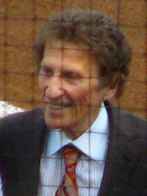 Mike Ilitch - Ilitch presenting No Hitter Awards in 2011