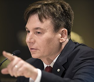 Mike Myers British-Canadian actor, comedian, screenwriter, producer and director