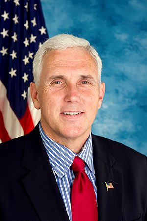 Mike Pence - Pence as a U.S. Congressman, 2010