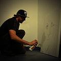 Mike Rogers working in his studio.jpg