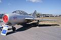 Mikoyan-Gurevich MiG-15UTI Midget LSideFront TICO 13March2010 (14597525434).jpg