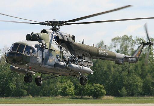 Mil Mi-17-1(Sh), Czech Republic - Air Force AN1631719