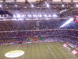 Championship Play-off final 2006. (Leeds vs. Watford)