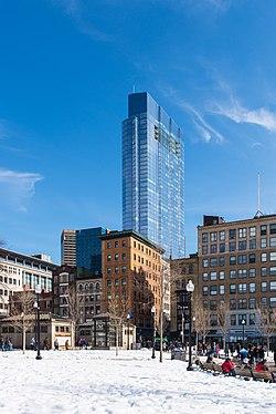 Millennium Tower Boston Wikipedia La Enciclopedia Libre
