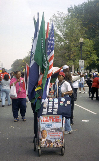 Million Family March - Million Family March (Jim Wallace, 2000)