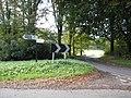 Minchington Cross from B3081 - geograph.org.uk - 266171.jpg