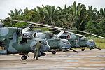 Ministro da Defesa, Jaques Wagner, visita a Base Aérea de Porto Velho - RO (16917248811).jpg