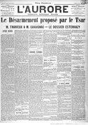 Mirbeau - Après dîner, paru dans L'Aurore, 29 août 1898.djvu