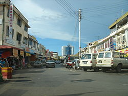 Miri city centre