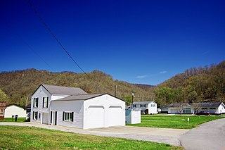 Mitchell Heights, West Virginia Town in West Virginia, United States