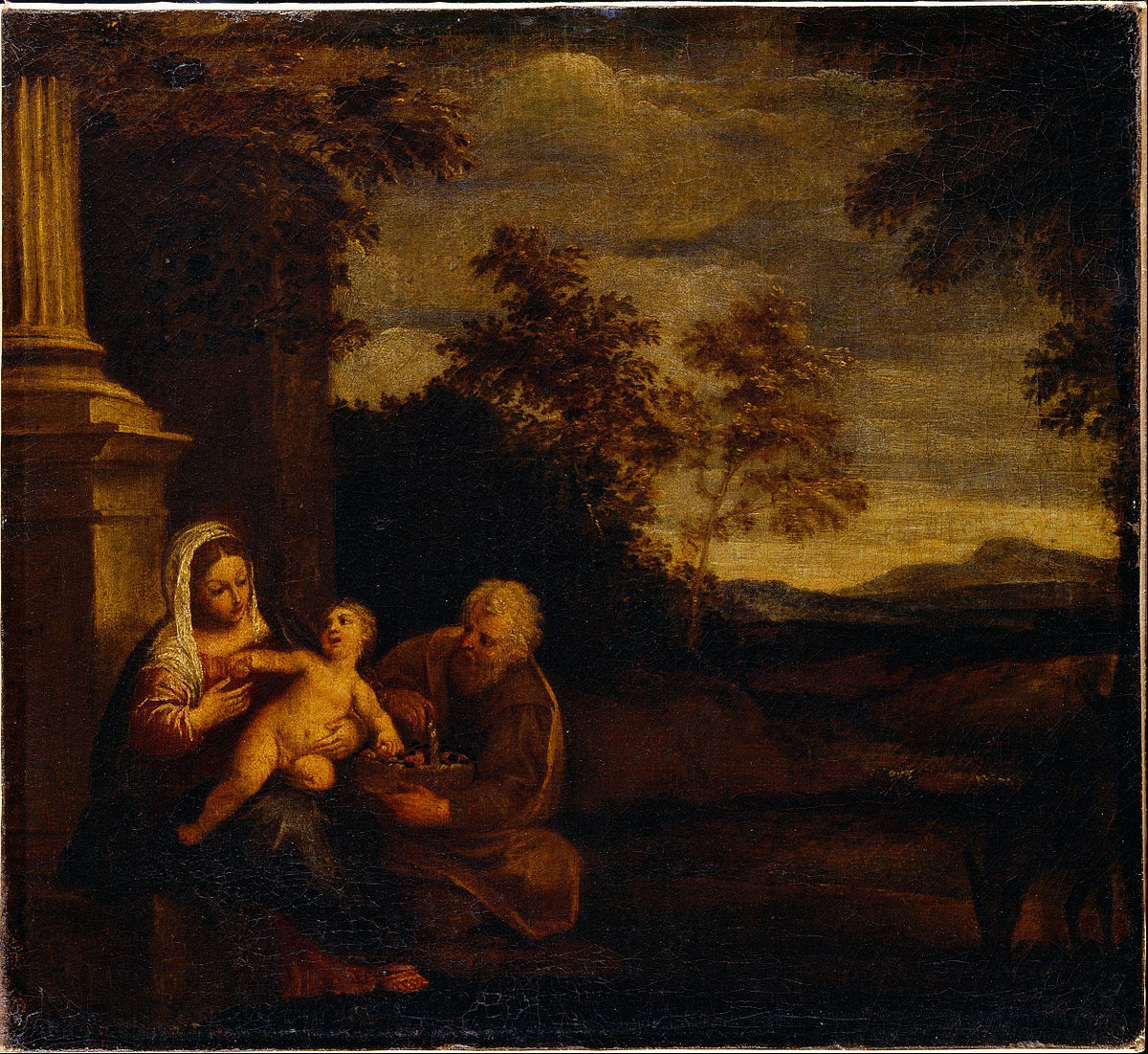 the flight into egypt essay Caravaggio's rest on the flight into egypt (c1597) michael fried has claimed, and rightly so, that the angel facing into this picture is a surrogate for the artist himself facing his canvas the angel who plays no part in the written narrative is caravaggio's invention.