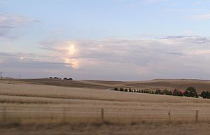 Monaro (New South Wales) - Monaro region: between Adaminaby and Cooma.