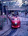Monkey Train in Ueno Zoo (おサル電車, 上野動物園) (1967-05-04 by Roger W).jpg
