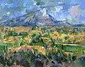 Montagne Sainte-Victoire, par Paul Cézanne 108.jpg
