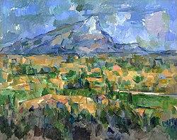Paul Cézanne: Mont Sainte-Victoire