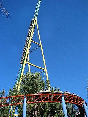 Shuttle Loop - Montezooma's Revenge at Knott's Berry Farm