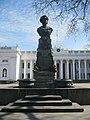 Monument to Oleksandr Pushkin in Odessa 02.jpg