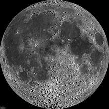 TERRE - PLANETE - HLC XXXX - ASTRONOMIE - HydroLAB 220px-Moon_nearside_LRO_5000