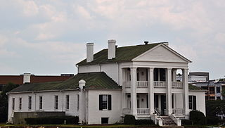 Mooreland (Brentwood, Tennessee) property in Brentwood, Tennessee, USA