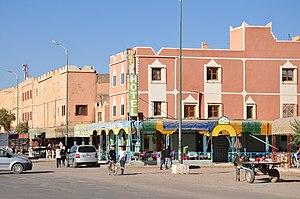 Taznakht - Image: Morocco, Souss Massa Draa Region, Ouarzazate Province, Tazenakht (2)