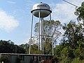 Morven water tower from Siloam St.JPG