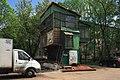 Moscow, dovecote tower near Kuskovskaya Street (30500350054).jpg