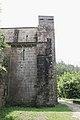 Mosteiro de San Lourenzo de Carboeiro - Monasterio de San Lorenzo de Carboeiro - Monastery of Carboeiro - Exterior - 07 - Fachada oeste.jpg