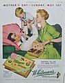 Mother's Day - Sunday May 14th, 1950 - Whitman's Chocolates.jpg