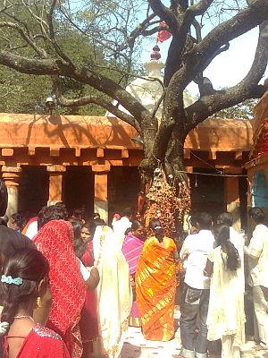 Paschim Bardhaman district - Image: Mother Kalyaneshwari Temple, Maithan 77