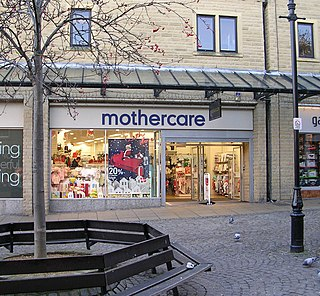 Mothercare British retail company