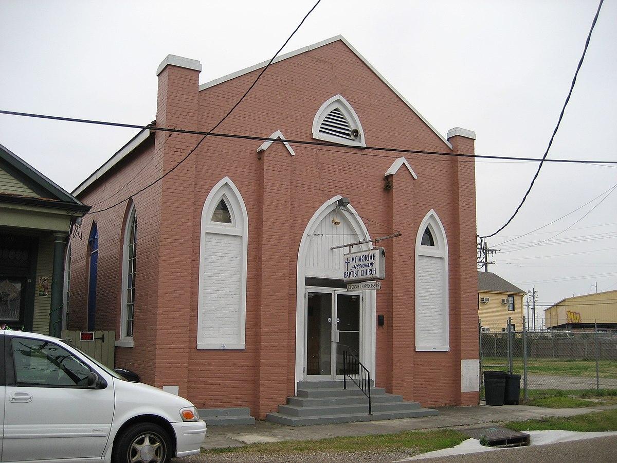 Church On Pearl Food Pantry